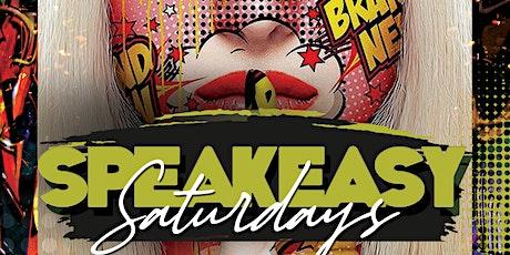 Speakeasy Saturdays @The Cutting room Nyc tickets
