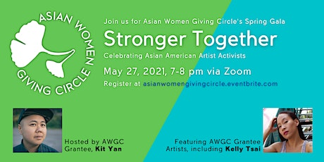 Stronger Together - Celebrating Asian American Artist Activists tickets