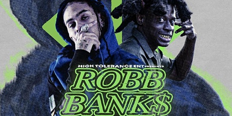 Robb Bank$ Live in Jacksonville! tickets