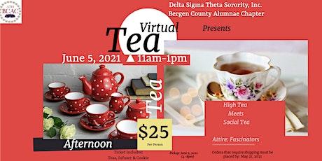 High Tea Meets Social Tea tickets