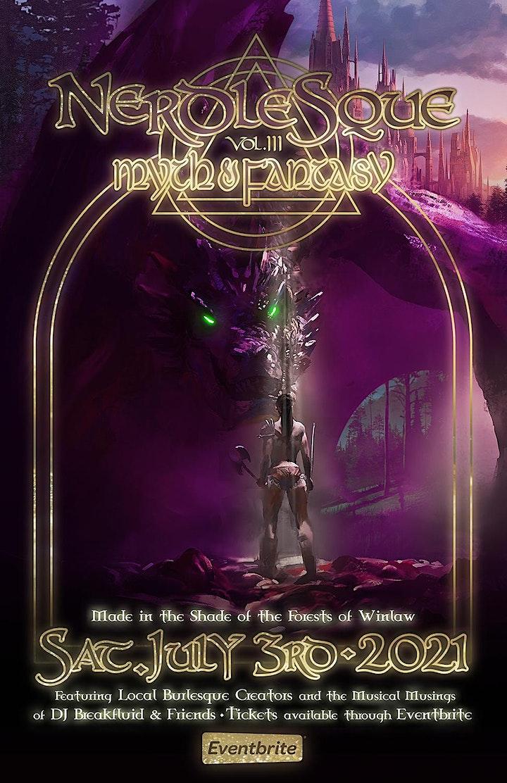 NERDLESQUE Myth & Fantasy image