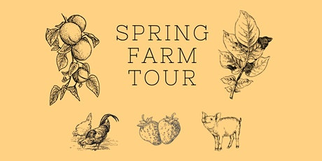 Spring Farm Tour & U-Pick Extravaganza! tickets