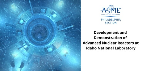 Development and Demonstration of Advanced Nuclear Reactors tickets