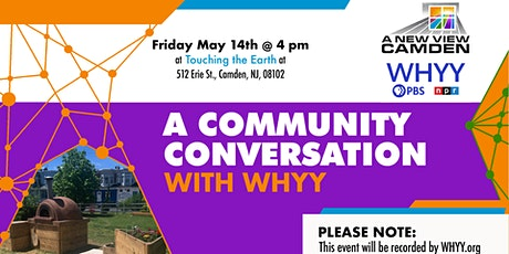 Community Conversation on Illegal Dumping tickets