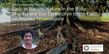 Body as Nature, Nature in the Body: Dharma and Our Connection to the Earth tickets