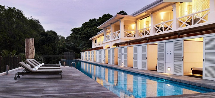 SOLD OUT- WAITLIST AVAILABLE- FULL MOON YOGA RETREAT SENTOSA image