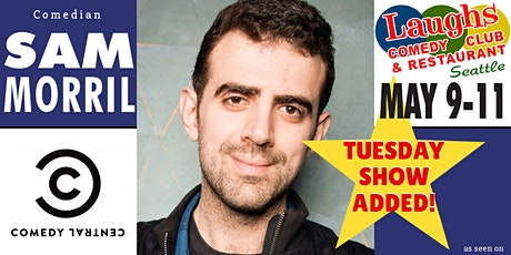 Comedian Sam Morril tickets