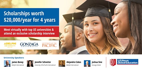 Scholarship Interview Event by USNGE (Indonesia Event) tickets