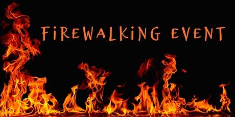 Firewalk Workshop - Empower You! tickets