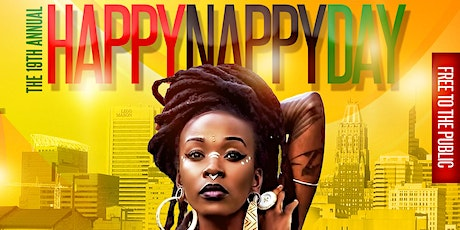 Happy Nappy Day  poets in the park tickets