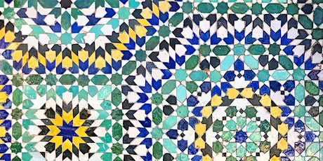 Islamic Mosaic - Discovery Workshop with Niccy Pallant tickets