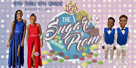 The 2021 Jr. High Sugar Prom tickets