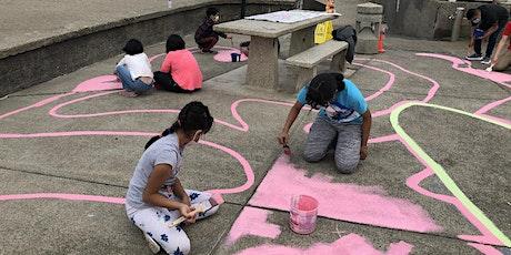 Activate Arts Youth Activism Summer Camp (Public Art Murals) tickets