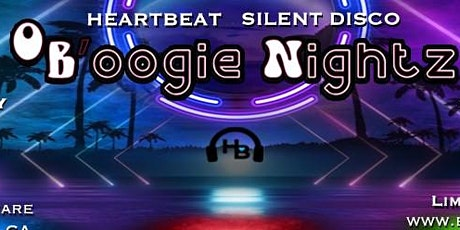 Heartbeat Silent Disco | OB'oogie Nightz | 5/15 & 5/16 | 5-9pm tickets