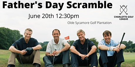 Father's Day Golf Tournament Scramble & Skins -  Benefits The Sandbox tickets