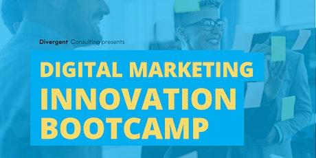 Digital Marketing Innovation Bootcamp tickets