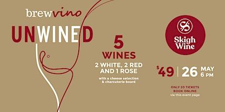 UNWINED @ Brewvino - w. Skigh Wines tickets