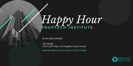 PropTech Institute Happy Hour tickets