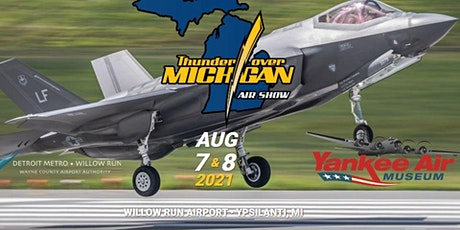 Thunder Over Michigan Airshow 2021 tickets