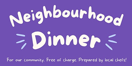Macquarie Park Neighbourhood Dinners tickets