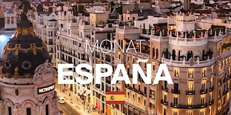 Monat España! La oportunidad exclusiva de ser Fundador entradas