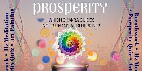 Prosperity Art Meditation tickets