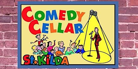 St kilda Comedy Cellar tickets