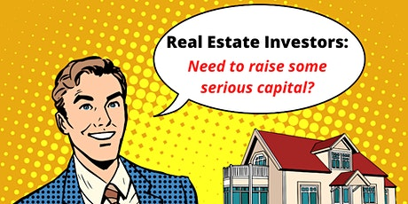 5 Day Capital Challenge - How to raise capital for real estate projects. tickets
