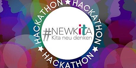 #NewKita Hackathon - MeetUp Tickets