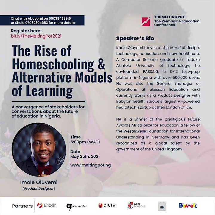 The Re-imagine Education Conference (TREC) image