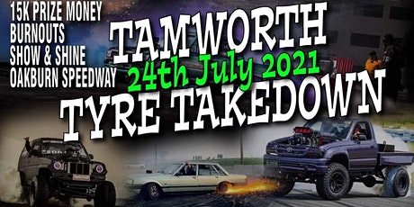 Tamworth Tyre Takedown 2.0 tickets