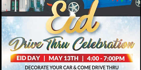 MAPS Eid Goody Bag - Drive Thru Event tickets