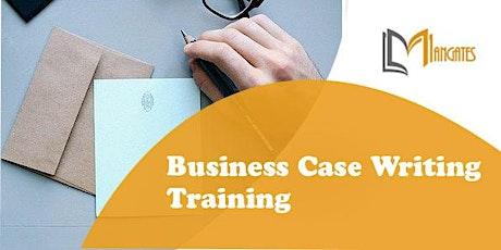 Business Case Writing 1 Day Training in Queretaro entradas
