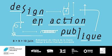 Design en Action Publique billets