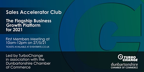 Sales Accelerator Club - Free Launch Session tickets
