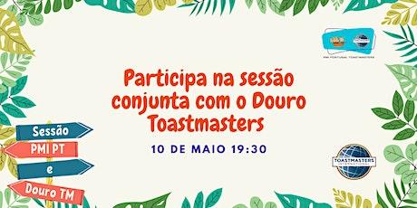 Portugal Toastmasters   Sessão conjunta Douro Toastmasters tickets