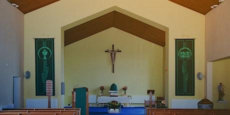 Pentecost Sunday - (Vigil) tickets