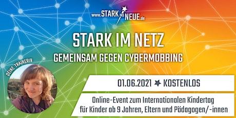 Stark im Netz - Gemeinsam gegen Cybermobbing in Kamenz mit Julia Lauber tickets