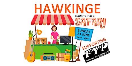 Hawkinge Garage Safari tickets
