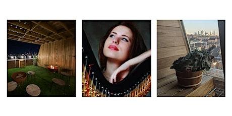 Valeria Kurbatova Unplugged for Hackney Wick Sauna Baths - VIP group of 4 tickets