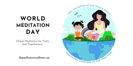 World Meditation Day tickets