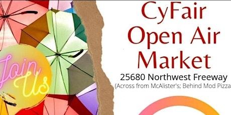 KDA Markets | CyFair Open Air Market & Pop-up Shop tickets