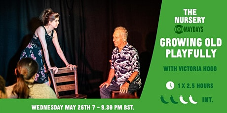 Online Improv Elective: Growing Old Playfully tickets