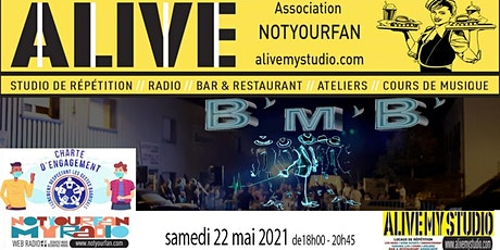 AliveApéro avec B' M' B' billets