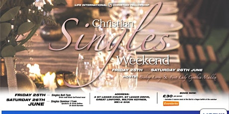 Singles weekend tickets