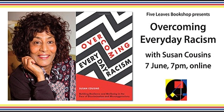 Overcoming Everyday Racism, with Susan Cousins tickets