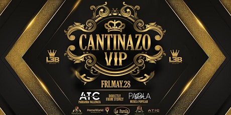 """CANTINAZO VIP  """"PARRANDA VALLENATA Y SHOW POPULAR EN VIVO"""" tickets"""