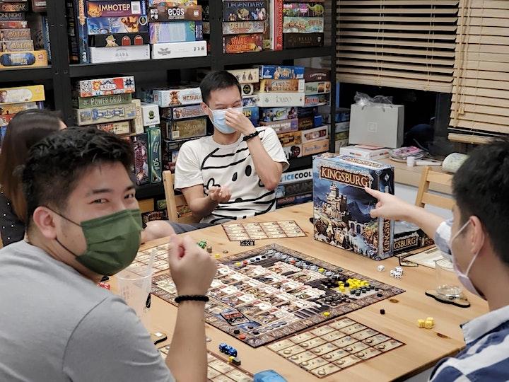 May Board Game Social image