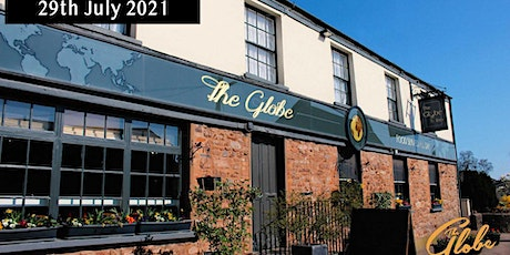 The Globe Inn presents Ben's quiz night with a curry and beer tickets