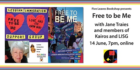 Free to be Me - stories of lesbian and bi women seeking asylum in the UK tickets